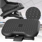 Les plus populaires Adjustable Tilting Footrest Under Desk Ergonomic Office Foot Rest Pad Footstool Foot Pegs