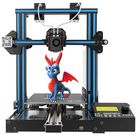 Meilleurs prix Geeetech® A10M Mix-color Prusa I3 3D Printer 220*220*260mm Printing Size With Dual Extruder/Filament Detector/Power Resume/3:1 Gear Train/Open Source Control Board