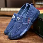 Meilleurs prix Canvas Lightweight Soft Soles Casual Walking Loafers