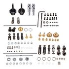 Meilleurs prix WPL 6X6 All OP Accessory For 1/16 WPL B16 B36 Kit 1/16 6WD RC Car Parts