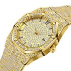 Bon prix MISSFOX V294 3ATM Waterproof Date Display Quartz Watch
