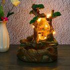 Promotion LED Creative Plants Pot Flower Plants Succulent DIY Container Home Garden Decorations