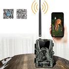 Les plus populaires KALOAD HC-801G-APP 1080P Hunting Camera Waterproof HD Infrared Scouting Wildlife Night Vision Trail Camera