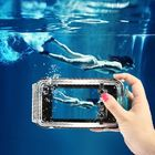 Meilleurs prix PULUZ Diving Shell Case 40m Diving Shell Waterproof Shockproof Protective Case For Huawei P20 PRO