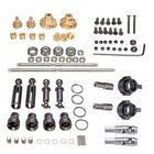 Meilleurs prix WPL Metal OP Accessory For 1/16 4WD B1 B14 B24 C14 C24 RC Car Parts