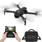 Meilleurs prix ZLRC SG906 Pro 5G WIFI FPV With 4K HD Camera 2-Axis Gimbal Optical Flow Positioning Brushless RC Drone Quadcopter RTF