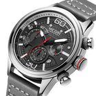 Meilleurs prix Megir 2110 Luminous Display Chronograph Quartz Watch
