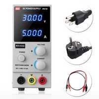 MCH-K305D 30V 5A 4 Digits DC Switching Power Supply Adjustable Regulator EU Plug/US Plug Upgrade Version