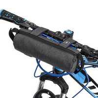 BIKIGHT Outdoor Cylinder Portabl Bicycle Handlebar Bag Mountain Bike Insulation Package