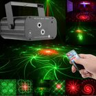 Offres Flash 30W 48 Pattern RGB LED Stage Laser Light LED Beam Lamp DJ Club Disco Dance Party AC100-240V