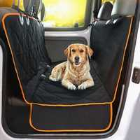 Waterproof Scratchproof Pet Dog SUV Backseat Cover Dog Travel Back Seat Hammock Pet Mat