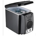 Acheter au meilleur prix 2 In 1 6L 37W DC 12V Car Refrigerator Cooler Warmer Black Mini Freezer Fridge