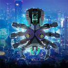 Acheter au meilleur prix 52Toys The Beast Box Series Eloriss DIY Action Figure Transformable Toys Gift from xiaomi youpin