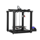 Meilleurs prix Creality 3D® Ender-5 Pro Upgraded 3D Printer Pre-installed Kit 220*220*300mm Print Size with Silent Mainboard/Removable Platform/Dual Y-Axis/Modular Design