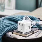 Discount pas cher Xiaomi Magic Cube Power Strip Adapter
