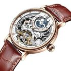 Meilleurs prix KINYUED JYD-J055 Business Style Automatic Mechanical Watch