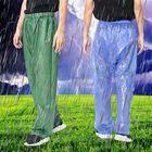 Offres Flash Mens Women Waterproof Rainproof Over Trousers Fishing Clothing Hiking Hunting Pants