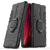 Bakeey Armor Magnetic Card Holder Shockproof Protective Case For Xiaomi Mi 9T / Mi9T PRO / Redmi K20 / Redmi K20 pro