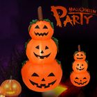 Meilleurs prix Inflatable Pumpkin Toys Ghost for Halloween Decoration Home Garden Yard