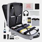 Acheter au meilleur prix Men Large Capacity USB Outdoor Travel Backpack