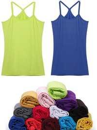 Women Fashion Modal Y Word Vest