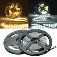 5M White/Warm White 5630 SMD Non-waterproof 300 LEDs Strip light 12V