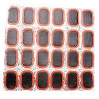 32 x 50mm Rubber Patch For Bike Bicycle Tire Tyre Repair 24pcs
