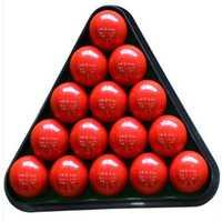 8 Ball Pool Billiard Table Rack Triangle Rack Plastic Billiards Tripod Standard Size