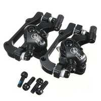 MTB Novich Cycling Bicycle Bike Mechanical Disc Brake Front & Rear Sintered