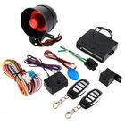 Promotion Car Alarm Security System Keyless Entry Siren 2 Remote Control