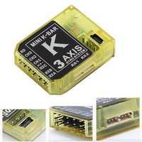 KBAR V2 5.3.4 Pro K8 3 Axis Gyro Flybarless System