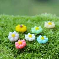 Colorful Little Daisy Micro Landscape Decorations Garden DIY Ornament