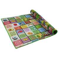 180x120 Large Baby Game Crawling Play Mat Children Alphabet Development Activity Rug