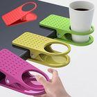 Les plus populaires Honana Table Desk Cup Holder Clip Home Office Table Desk Side Huge Side Drink Clip Coffee Holder