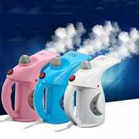 Handheld Mini Garment Steamer Facial Steaming Ironing Humidification