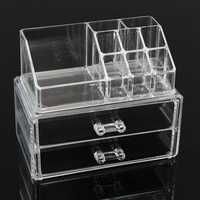Acrylic Container Makeup Case Cosmetic Storage Holder Organizer