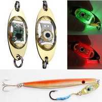 ZANLURE BL-01 LED Light Bait Deep Drop Under Water Flashing Lamp Metal Light Bait