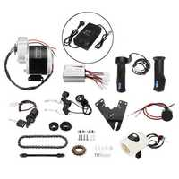 24V 350W Electric Bike Scooter Motorized Motor Controller with Charger Conversion Kit
