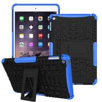 Heavy Duty Heat Dissipation Kickstand Textured Case For iPad Mini 4