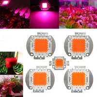 10W 20W 30W 50W 100W 380NM-840NM Full Spectrum High Power LED Chip Grow Light