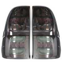 Pair Car Rear Smoke LED Tail Light Brake Lamp For Toyota Hilux Revo M70 M80 2015