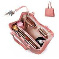 Brenice Women Brief Muti-Pocket Handbag