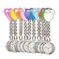 Sweet Heart Pocket Watch