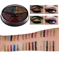 XLOONG 5 colors Eye Shadow
