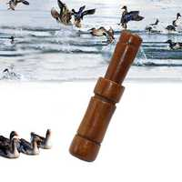 Hunting Whistle Outdoor Decoy Duck Whistle Bird Goose Voice Trap Whistle Calling Tool