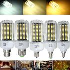 Offres Flash E27 E17 E14 E12 B22 18W 100 SMD 5736 LED Pure White Warm White Natural White Corn Bulb AC85-265V