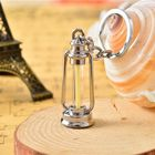 Meilleurs prix Barn Lantern Metal Keychain With 15Years Self-Luminous 3x22.5mm Tritium