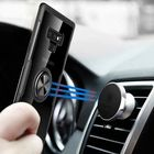 Recommended Bakeey Clear Ring Grip Kickstand Magnetic Adsorption Protective Case For Samsung Galaxy Note 9