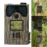 Hunting Camera PR-300 HD 12MP Digital 48 LEDs IR Infrared Night Vision Animal Trail Monitor Cameras