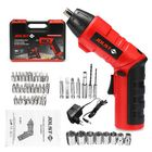 Meilleurs prix 45 In 1 Kit 4.8V Cordless Electric Screwdriver Power Drills Tool Bit Set with Charger/Case